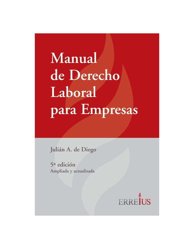 Manual de derecho laboral para empresa