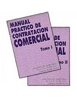 MANUAL PRACT.DE CONTRAT.COMERCIAL(2 T)