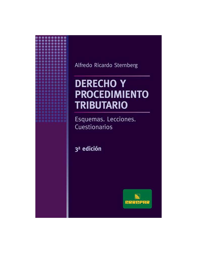 Derecho y procedimiento tributario