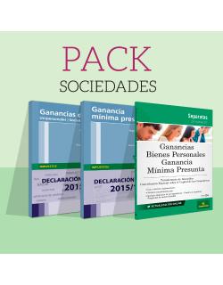 Pack 2: Sociedades 2015