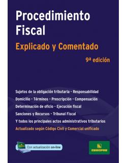 Procedimiento fiscal - Explicado y comentado