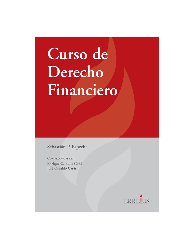 Curso de derecho financiero