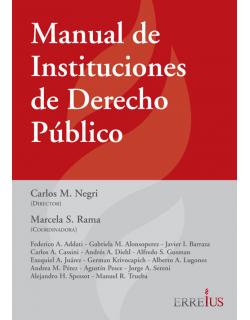 MANUAL DE INSTITUCIONES DE DERECHO PUBLICO