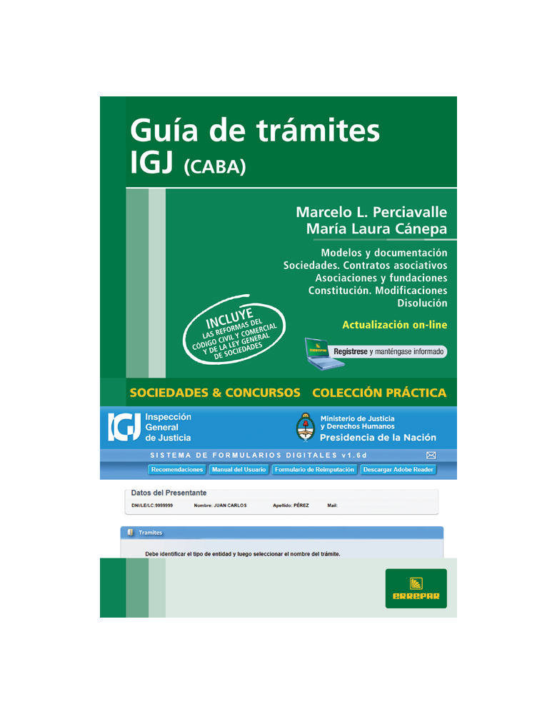GUIA DE TRAMITES IGJ (CABA)