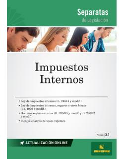 SEPARATA DE IMPUESTOS INTERNOS 3.1