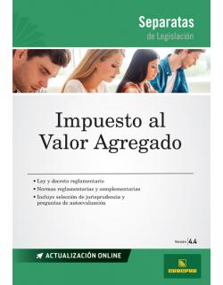 SEP. IMPUESTO AL VALOR ALGREGADO 4.4