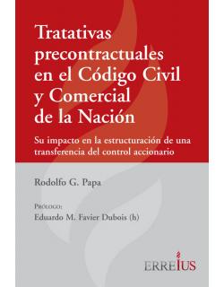 Tratativas precontractuales en el Código Civil y Comercial de la Nación