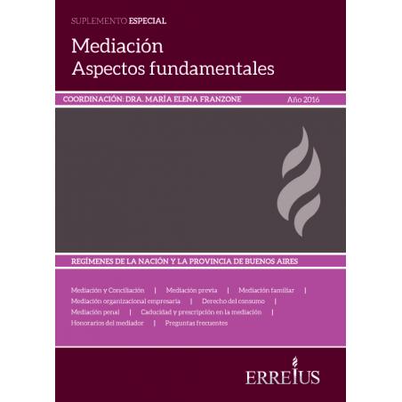 Mediación - Aspectos fundamentales