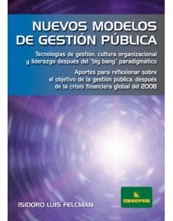 NUEVOS MODELOS DE GESTION PUBLICA