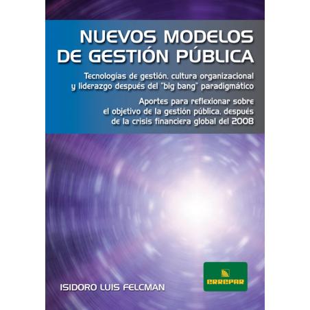Nuevos modelos de gestión pública