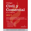 Código Civil y Comercial de la Nación 2017 - Formato rustico
