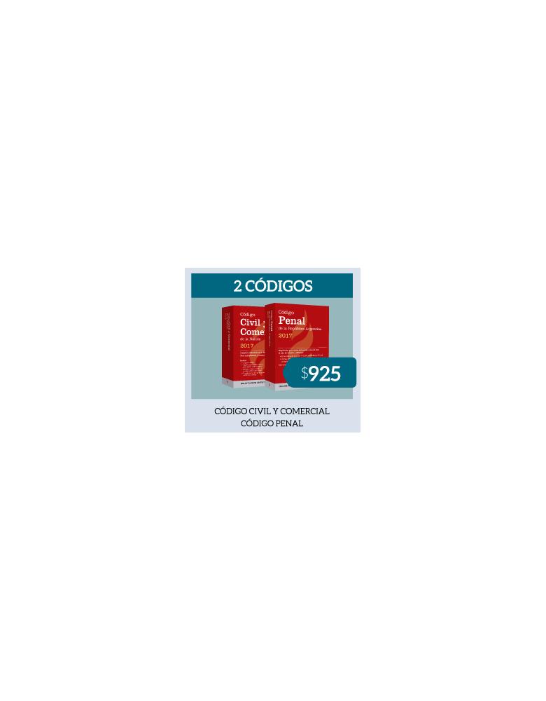 Pack 2 Codigos - Formato rustico