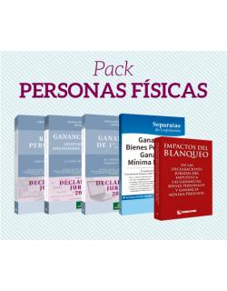 Pack 1: Personas Físicas 2016