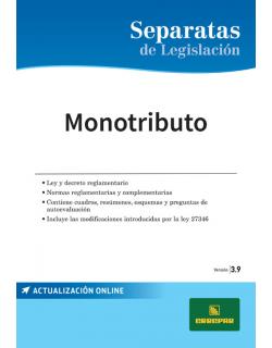SEPARATA MONOTRIBUTO 3.9