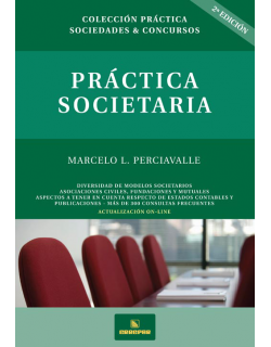 Práctica societaria