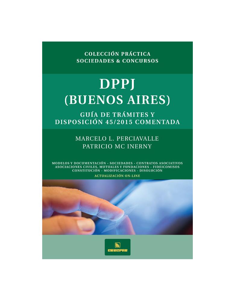 Guía de Trámites DPPJ - Buenos Aires