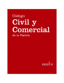Código Civil y Comercial de la Nación 2017 - Formato lujo