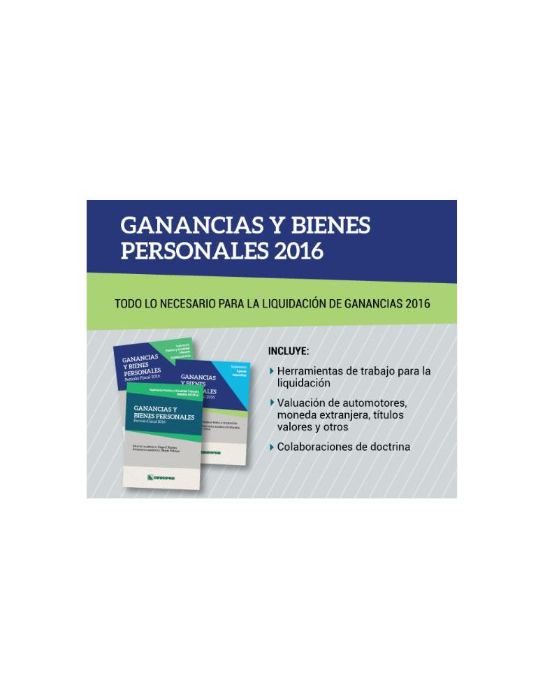 PROMO GANANCIAS - TEMAS RELEVANTES PARA SU LIQUIDACION