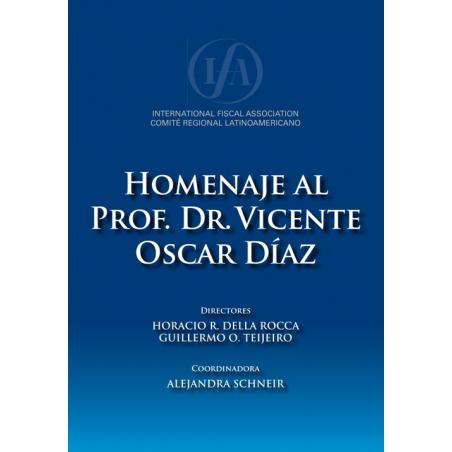 Homenaje al Prof. Dr. Vicente Oscar Díaz