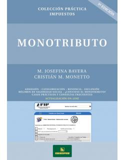 MONOTRIBUTO 5TA EDICION
