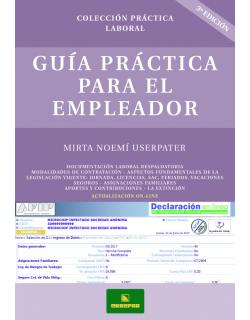 Guía práctica para el empleador