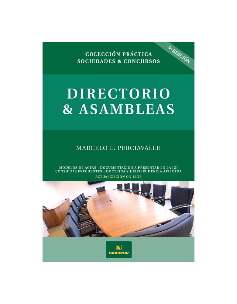 Directorio y asambleas