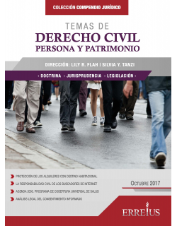 REVISTA CIVIL, PERSONA Y PATRIMONIO