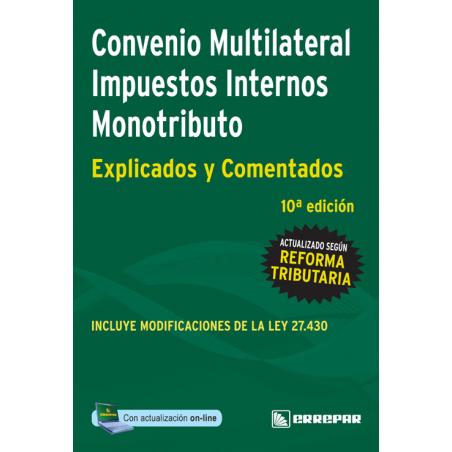 CONVENIO MULTILATERAL IMPUESTOS INTERNOS MONOTRIBUTO-COLECCION IMP.EXP. Y COM