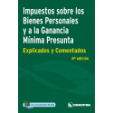 IMPUESTO SOBRE LOS BIENES PERSONALES Y A LA GNCIA.MINIMA Y PRESUNTA (6 EDICION)