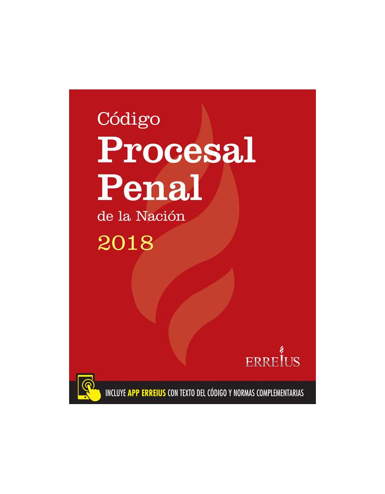 CODIGO PROCESAL PENAL DE LA NACION 2018