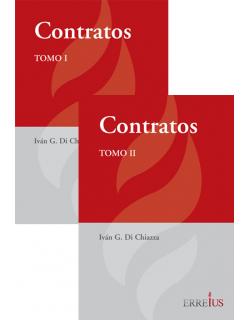 CONTRATO (2 TOMOS EN CARTONE)