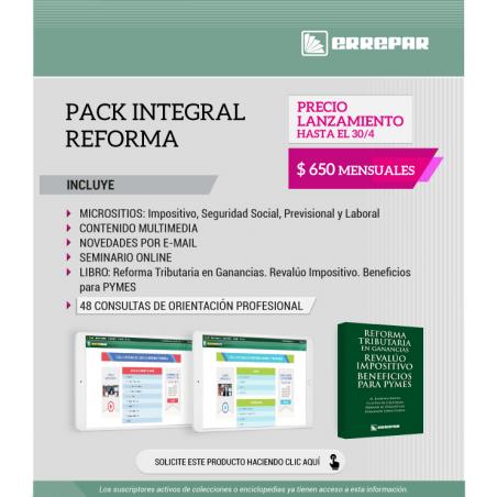 Pack Integral Reforma