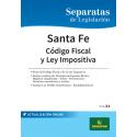 SEPARATA DE SANTA FE, CÓDIGO FISCAL Y LEY IMPOSITIVA 2.0