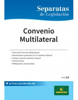 Separata de Convenio multilateral con ejercicios