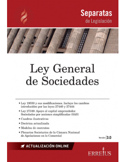 SEP. LEY GENERAL DE SOCIEDADES - 3.0