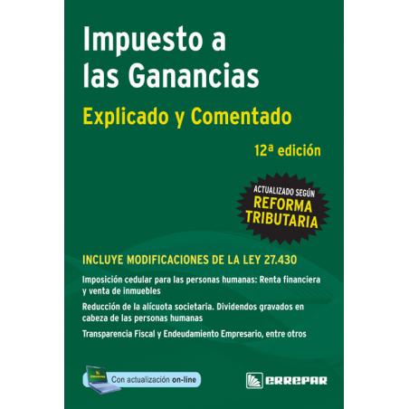 Impuesto a las ganancias - Impuestos explicados y comentados