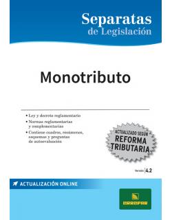 SEPARATA MONOTRIBUTO 4.2