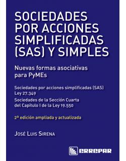 Sociedades por acciones simplificadas (SAS) y simples