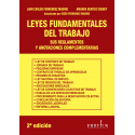LEYES FUNDAMENTALES DEL TRABAJO / 2 EDICION