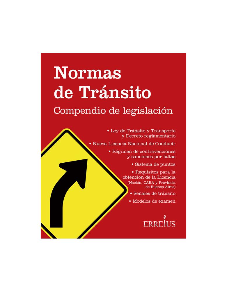 Normas de tránsito - Compendio de legislación