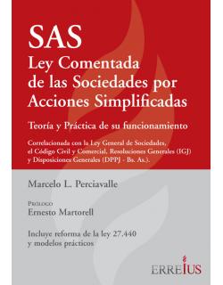 SAS LEY COMNTADA DE LAS SOCIEDADES POR ACCIONES SIMPLIFICADAS