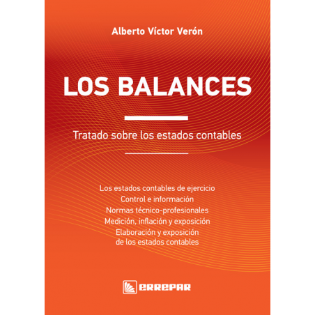Los balances : tratado sobre los estados contables