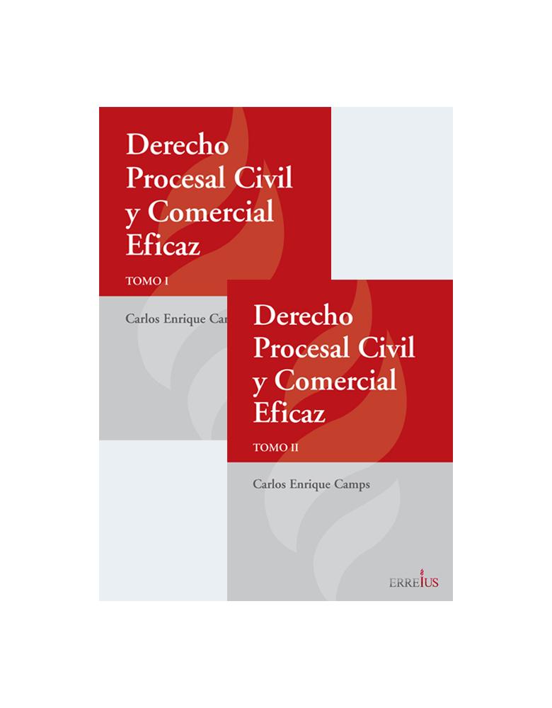 DERECHO PROCESAL CIVIL Y COMERCIAL EFICAZ