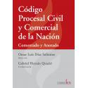 CODIGO PROCESAL CIVIL Y COMERCIAL COMENTADO