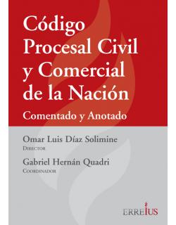 Código Procesal Civil y Comercial de la Nación - Comentado y Anotado
