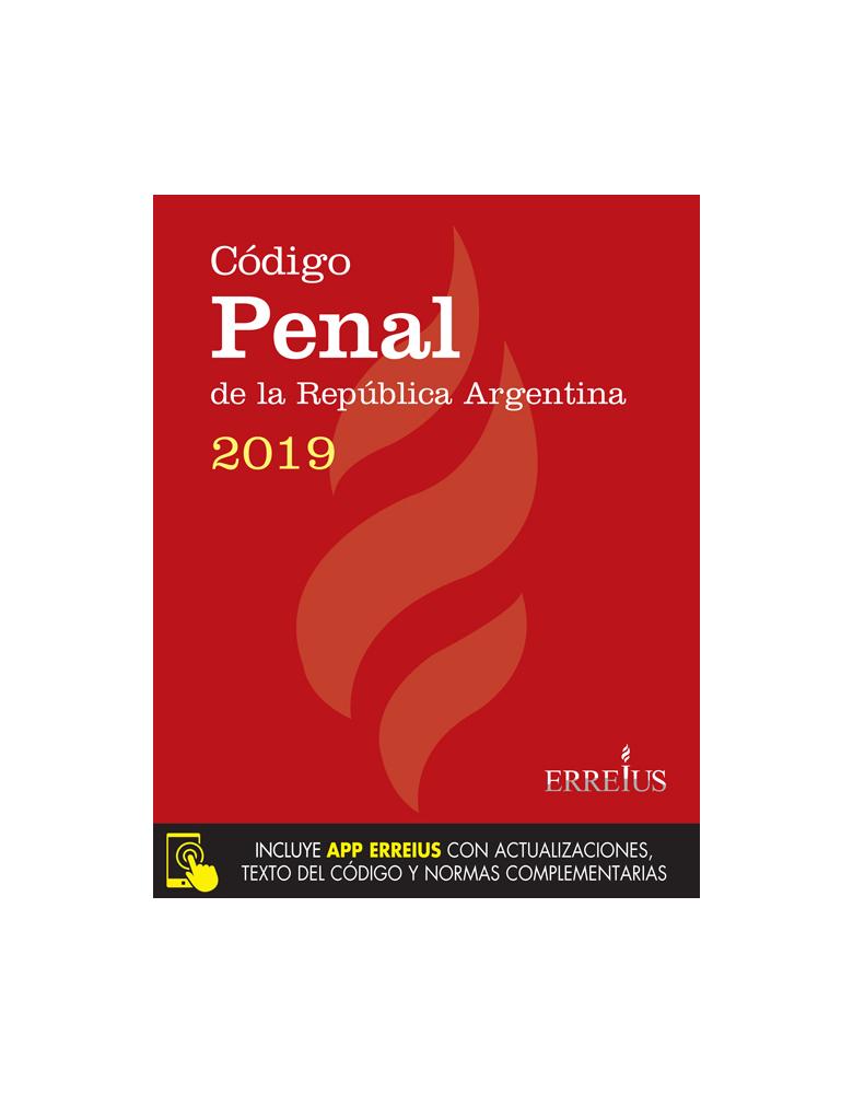 CODIGO PENAL DE LA REPUBLICA ARGENTINA 2019 - FORMATO RUSTICO
