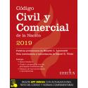 CÓDIGO CIVIL Y COMERCIAL DE LA NACIÓN RUSTICO 2019