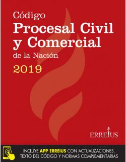 Código Procesal Civil y Comercial de la Nación 2019 - Formato rustico