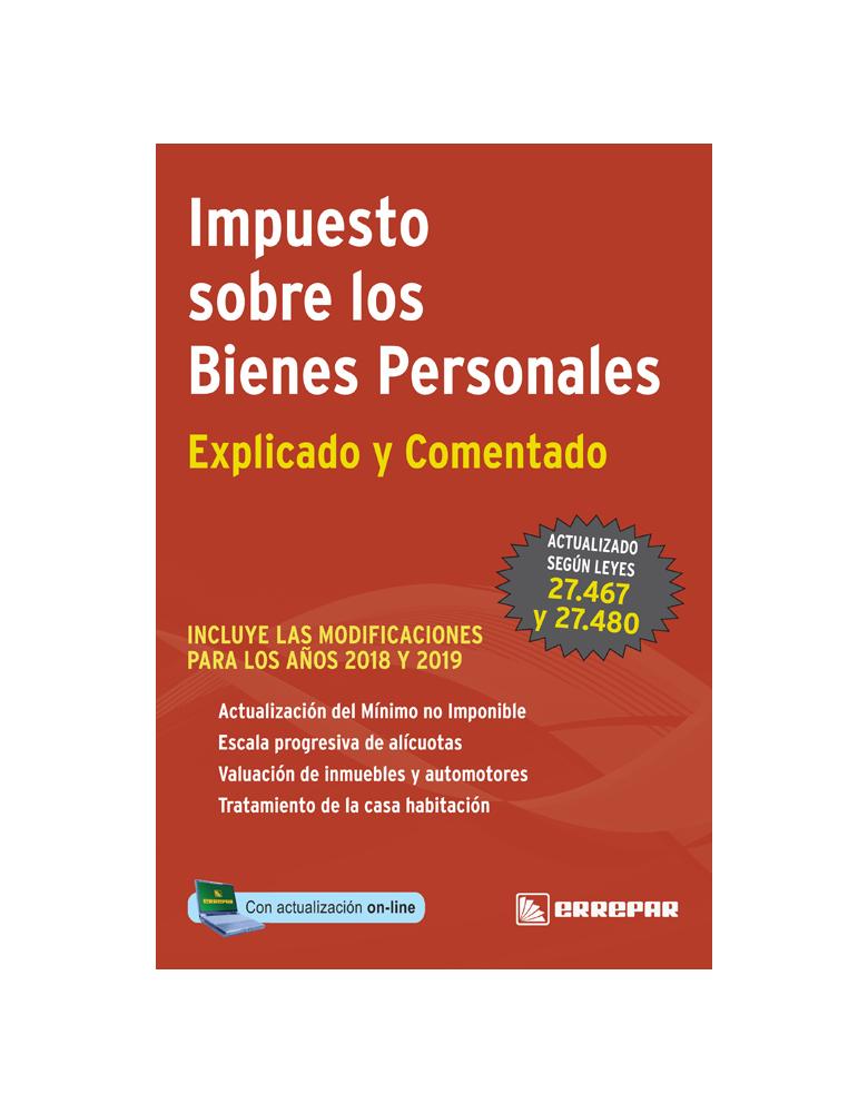 IMPUESTO SOBRE LOS BIENES PERSONALES COLECCION IMP EXP COM