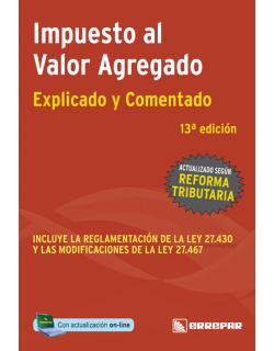 Impuesto al valor agregado - Impuestos explicados y comentados